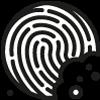 Cookie-Fingerprint-Icon